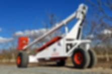 Pruning Tower - Harvesting Equipment