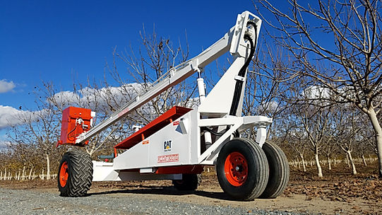 Pruning Tower - Harvesting Equipment