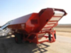 Bulk Trailer - Harvesting Equipment