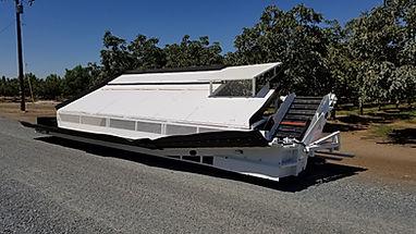 Continuous Flow 90 Receiver - Harvesting Equipment