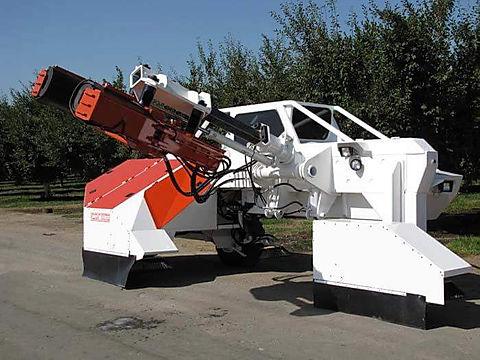 Side Shaker - Harvesting Equipment