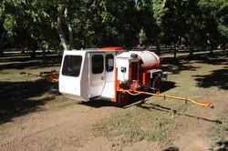Strip Sprayer - Harvesting Equipment