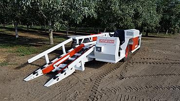Bin Carrier - Harvesting Equipment