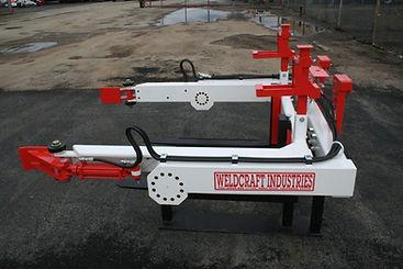 Bin Dumper - Harvesting Equipment