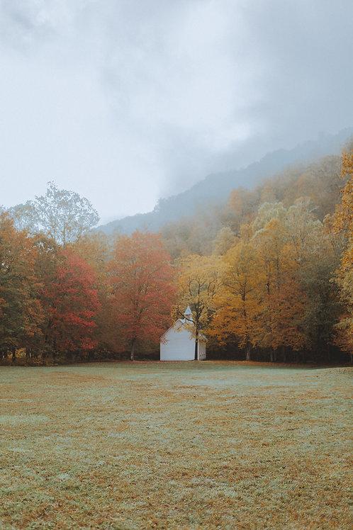 Autumn in the Smokies