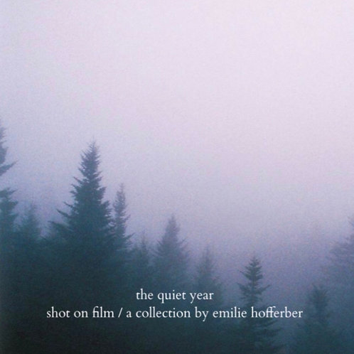 """""""the quiet year"""" photo book"""