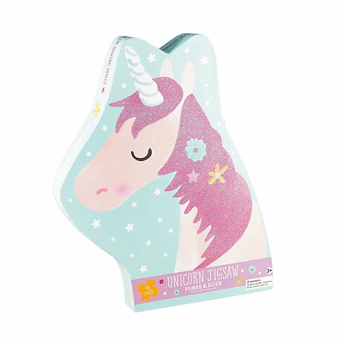 Fairy Unicorn Jigsaw Puzzle- 40 piezas
