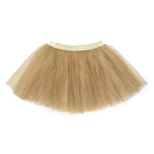 Gold Glitter Tutu
