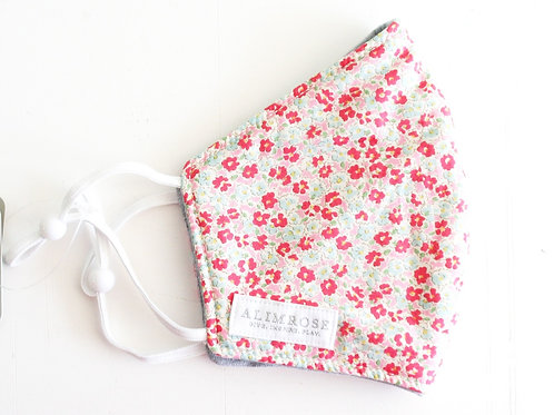 Youth Sweet Floral 3  Layer Mask