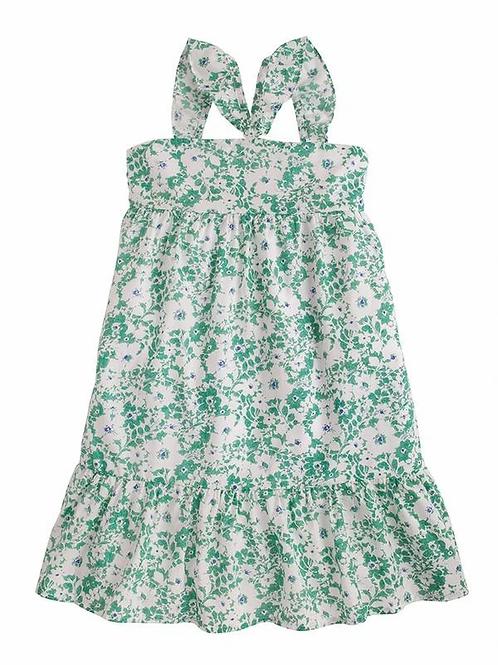 Green Soho Floral Dress