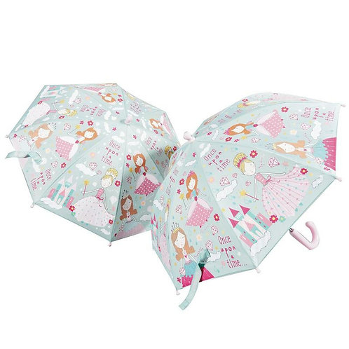 Pretty Princess Color Changing Umbrella