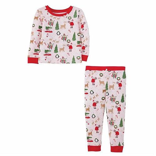 Girl Christmas Pajama