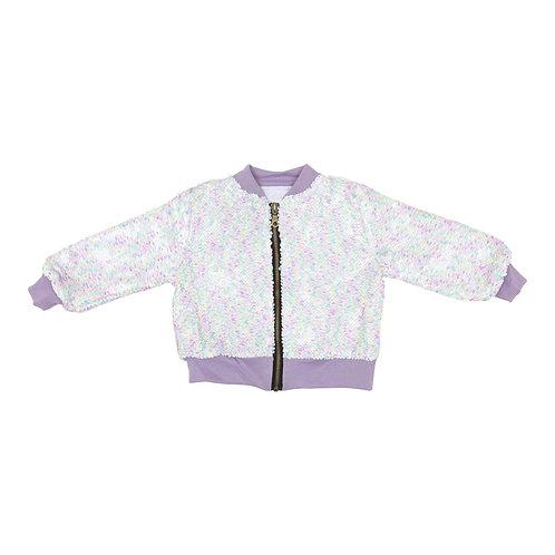 Unicorn Flip Sequin Jacket