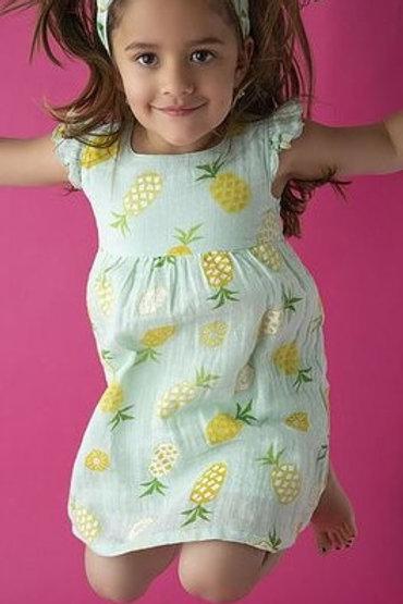 Pineapple Sundress