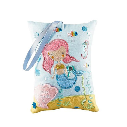 Mermaid Tooth Fairy Cushion