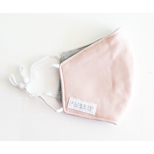 Youth Pink Linen Mask
