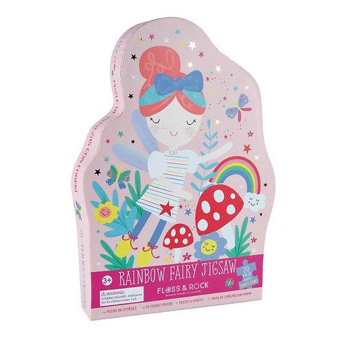Rainbow Fairy Jigsaw 20pcs