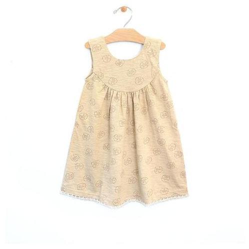 Sand Dollar Lace Dress