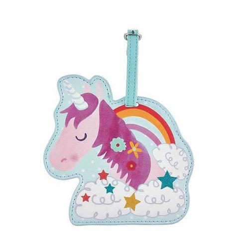 Unicorn Lugagge ID Tag