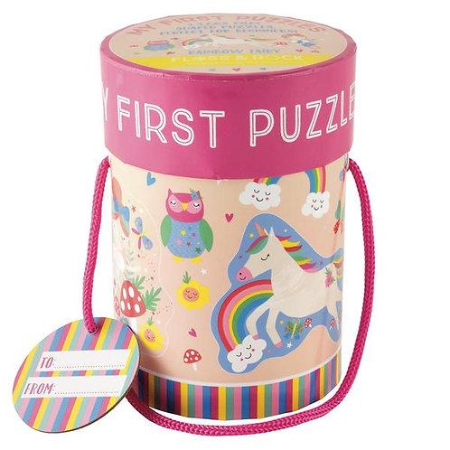 Rainbow Fairy My First Puzzle