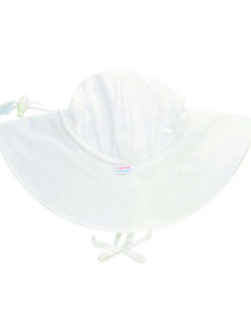 White Sun Protective Hat