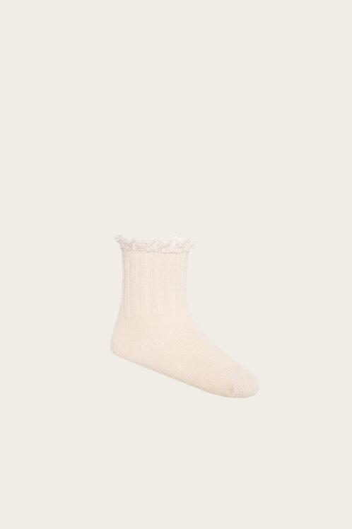 Erin Milk Sock