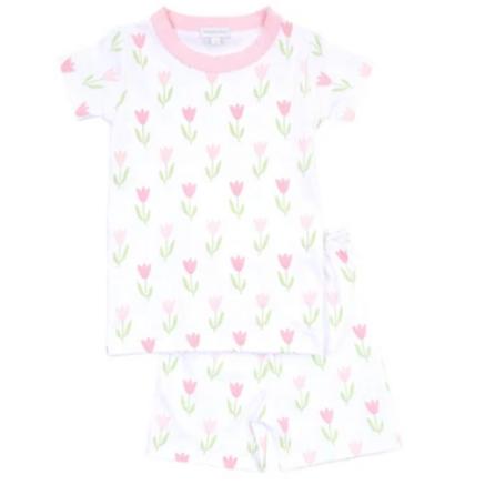 Tulips Short Pijama Set