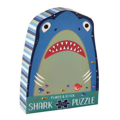 Shark Jigsaw Puzzle- 12 piezas