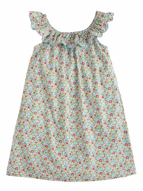 D'anjo Floral Liberty Dress