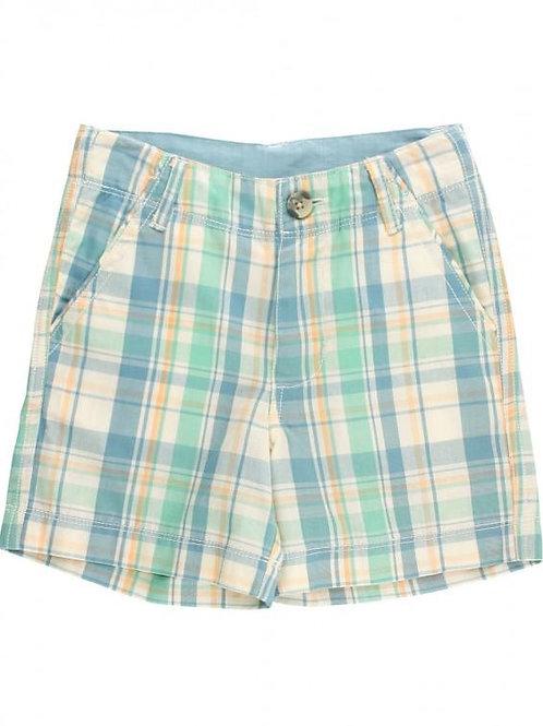 Hampton Plaid Shorts
