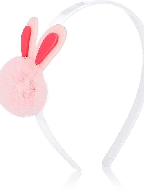 Bunny Tail Headband