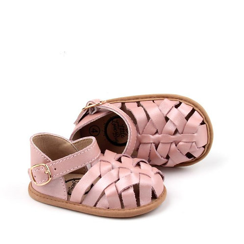 Pearl Pink Ella Sandal