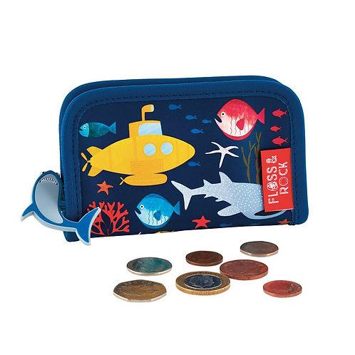 Deep Sea Purse Wallet