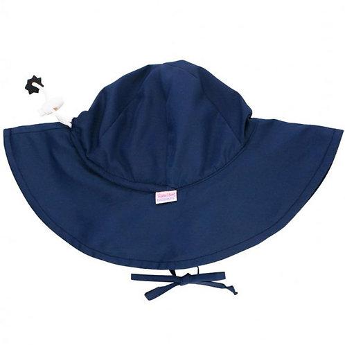 Navy Sun Protective Hat