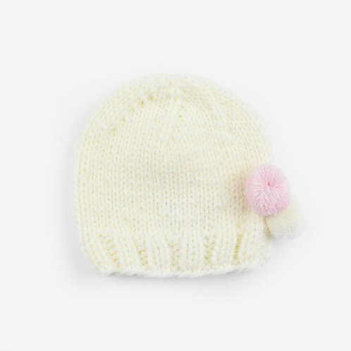 Tiny Poms Hat