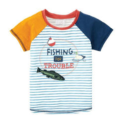 Fishing for Trouble Tee