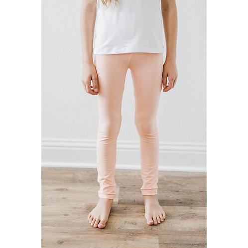 Bright Peach Leggings