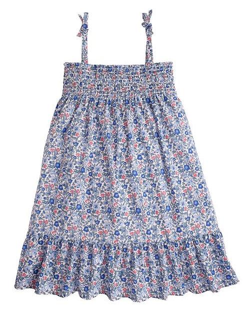 Blue Petite Garden Lucy Dress