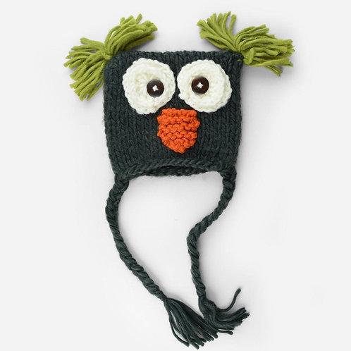 Otis Owl Knit Hat