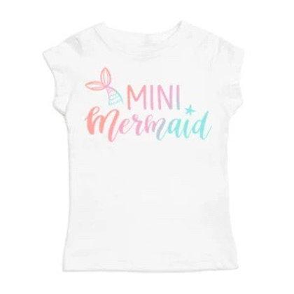 Mini Mermaid Tee