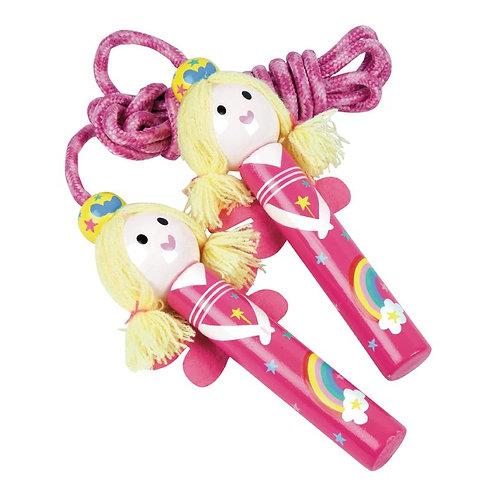 Rainbow Fairy Skipping Rope