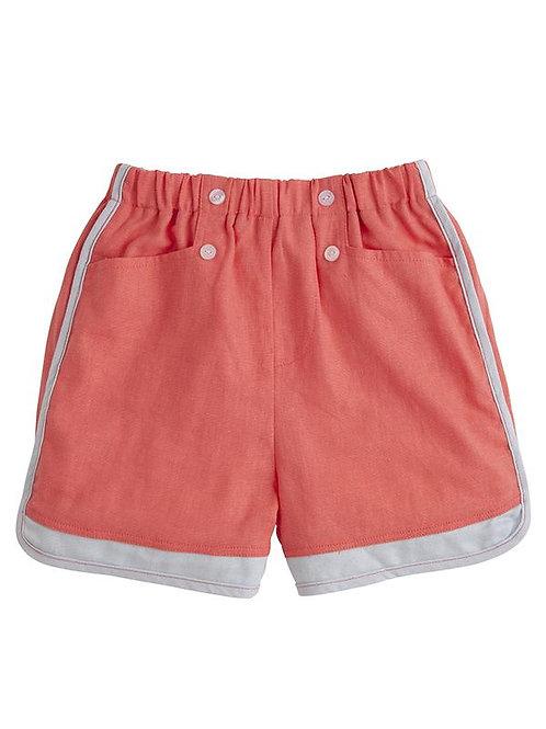 Coral Sailor Short