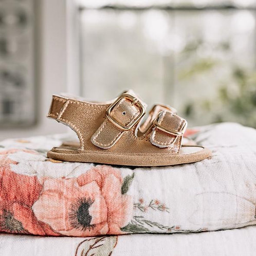 Rose Gold Charley Sandal