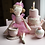 Thumbnail: Briggite Birthday Party Heirloom Doll