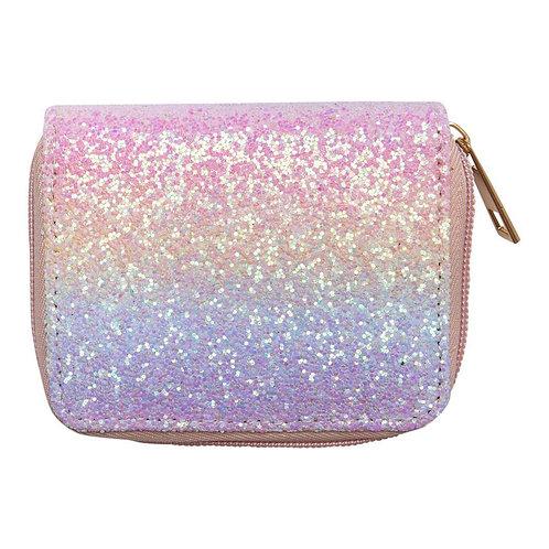 Unicorn Glitter Wallet