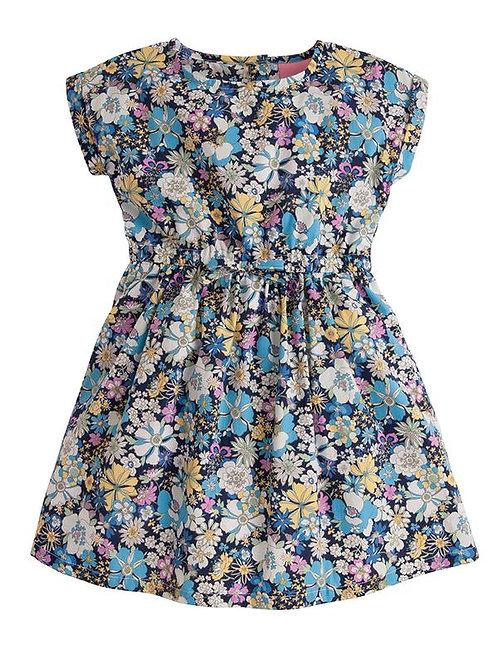 Iris Floral Dress