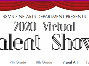 My Last Assignment for 2019/2020: A Virtual Talent Show!