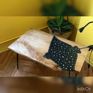 Spotted Eagle Ray Table