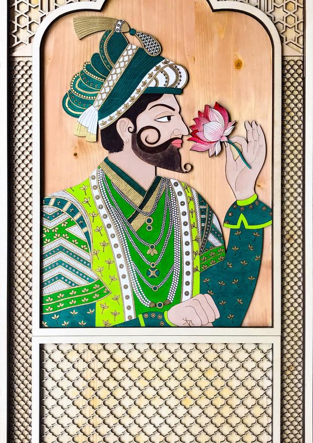 Rajasthani King