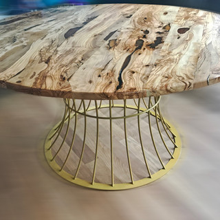 Olive Wood Table
